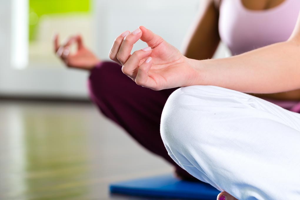 Image of our Pilates and Yoga
